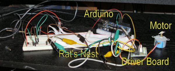 Stepper Motor on Arduino