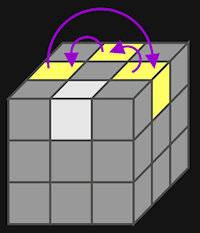 Rubik's Solution Step 6