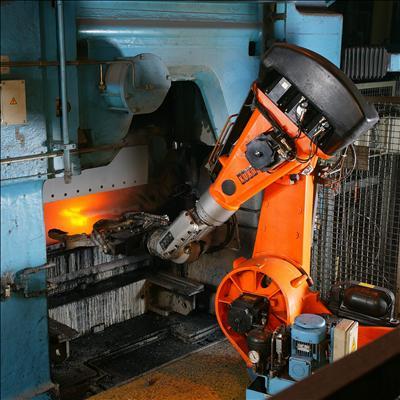 industrial robot example